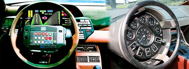 Контрольно-измерительные приборы на автомобиле