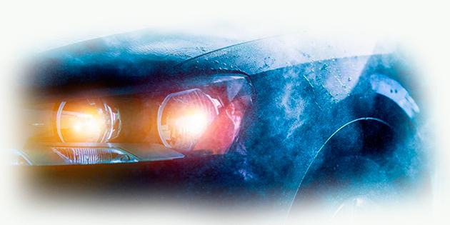 Приборы световой сигнализации в автомобиле