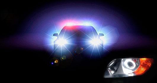 Автомобильные системы освещения и сигнализации