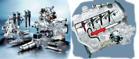 электронное управления системой топливоподачи автомобильных двигателей