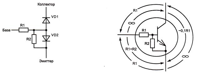 как правильно протестировать цифровой транзистор