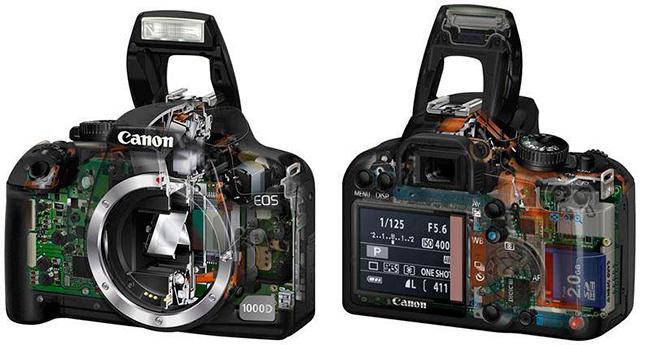 Профессиональный ремонт фототехники в сервисном центре Ремонт-фотокамер