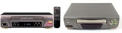 Видеомагнитофоны Sanyo VHR 670, Sanyo VHR 680