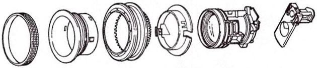 Принцип работы и схемотехника трансфокатора, диафрагмы и фокусировки в видеокамерах