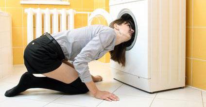 расшифровка кодов неисправностей стиральной машины Ariston dialogic