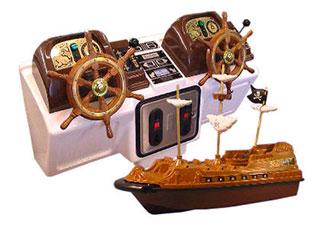 История постройки моделей судов