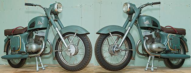 Система зажигания в мотоциклах