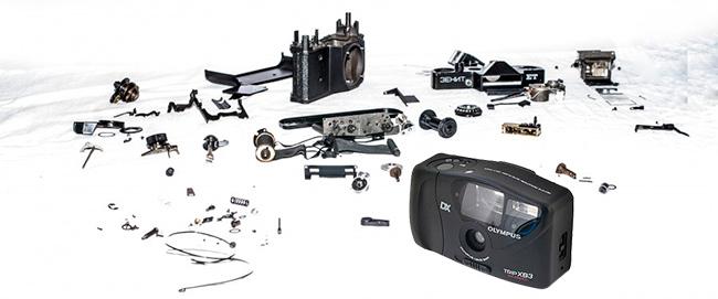 Поиск и устранение неисправностей, методы ремонта пленочных фотоаппаратов