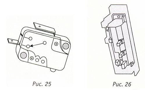 Кнопочный переключатель запальника, кнопка управления автоподжига для газовых плит