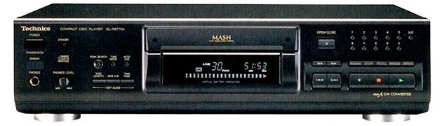 проигрыватель компакт-дисков Technics SL-PS770A