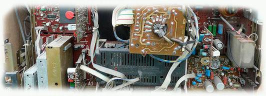 модули питания МП-44, МП-54 отечественных телевизоров