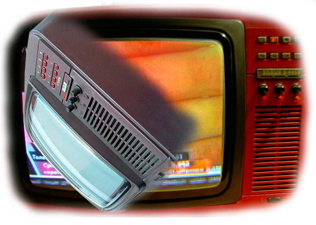 Телевизоры сделанные в СССР, схемы, устройство и принцип работы