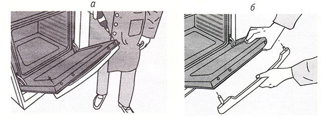 Замена ручки духовки для всех типов плит электрических и газовых плит