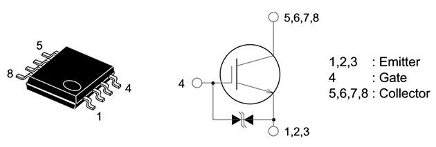 Цоколевка IGBT CY25AAJ-8F