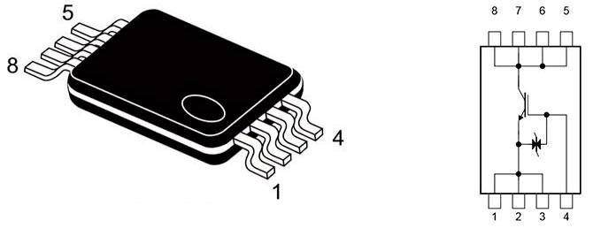 GT8G133 транзистор для вспышек зеркальных и цифровых фотоаппаратов