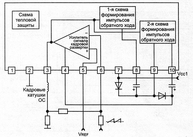 Ila3654 схема включения