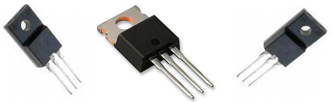 транзисторы Philips для импульсных блоков питания