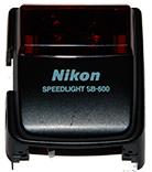 Корпусные части для вспышек Nikon