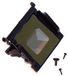 Купить зеркало для фотоаппарата Nikon D5000, есть в наличии рамка в сборе