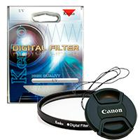 Светофильтры и крышки для объективов и фотоаппаратов Nikon