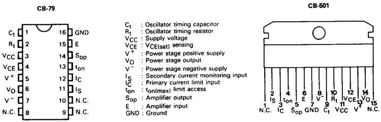 цоколевка шим контроллера uaa4006