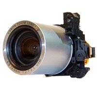 Объектив для фотоаппаратов Canon s2 is без двигателя и шестерней привода зум